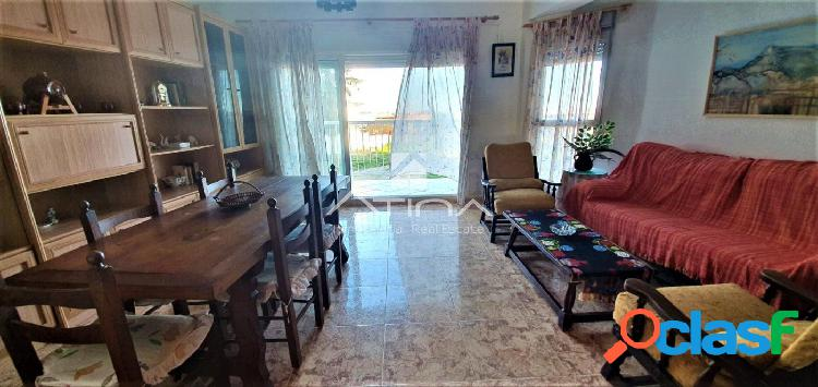 Apartamento reformado situado en 1ª linea playa de Daimús con vistas al mar, 1