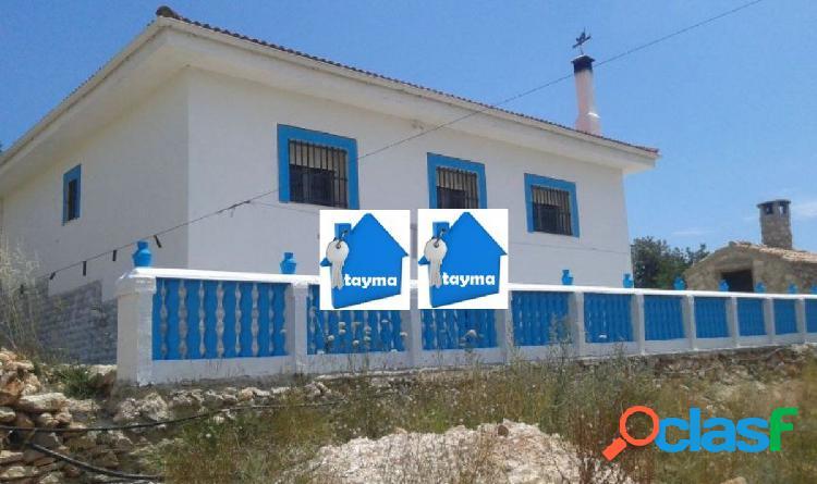 Se vende casa rural en llombai