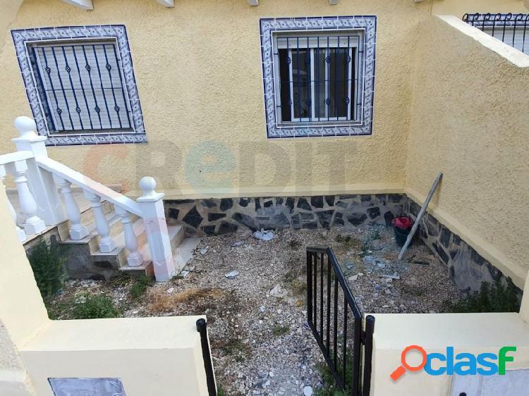 OCASIÓN Bungalow adosado 3 dormitorios con jardín en Camposol, Mazarron 1