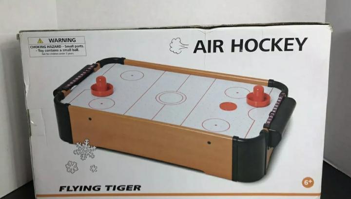 Air hockey juego usado en perfecto estado futbol