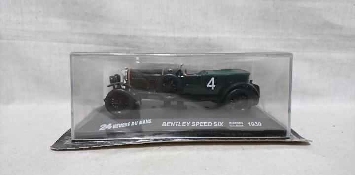 BENTLEY SPEED SIX 1930, 24 HEURES DU MANS, ESCALA 1:43