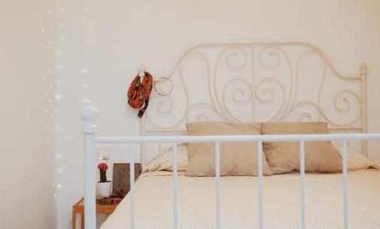 Cama 140x200 somier colchón viscolatex