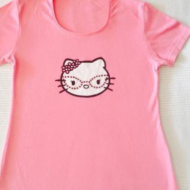 Camiseta hello kitty original talla s