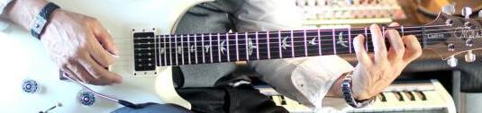 Clases de guitarra online (skype, zoom)