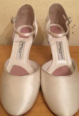 Filippa scott - zapatos fiesta tacón mujer