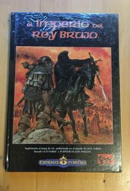 Imperio del rey brujo - rol - esdla