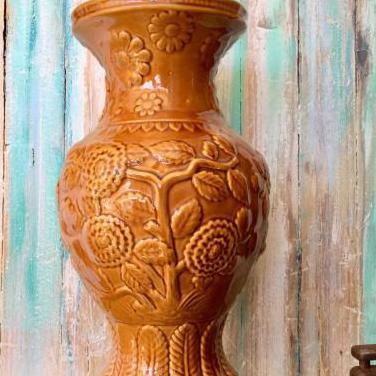 Jarrón decoración vintage