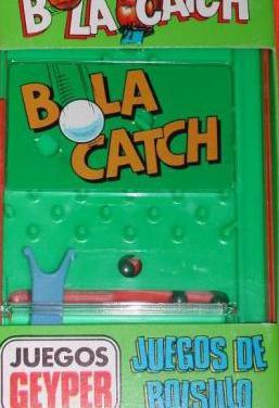 Juego de bolsillo geyper - bola catch