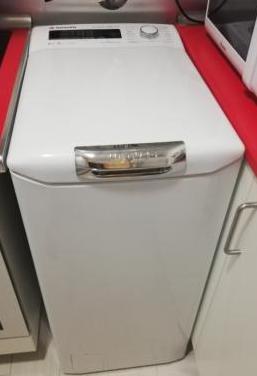 Lavadora carga superior poco uso