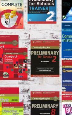 Pack libros b1 pet preliminary cambridge