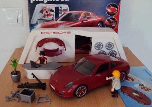 Porche carrera 911s de playmobil
