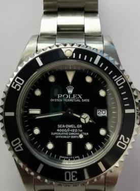 Reloj rolex sea-dweller