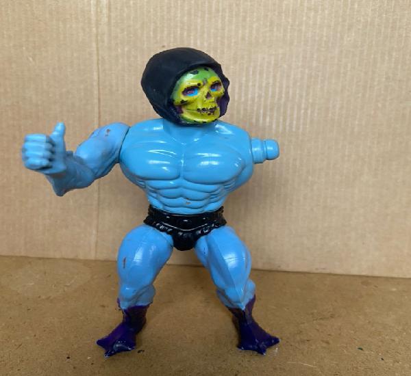 Skeletor masters del universo. mattel spain 1981.