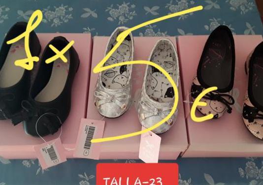 Zapatos niña 5