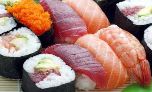 Clase de sushi a domicilio