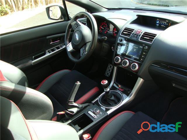 Subaru WRX STI 2.5 Rally Edition 2