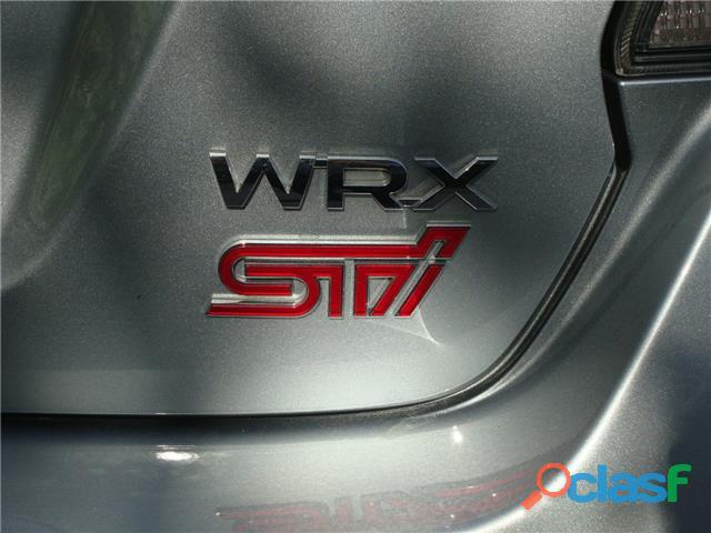 Subaru WRX STI 2.5 Rally Edition 5