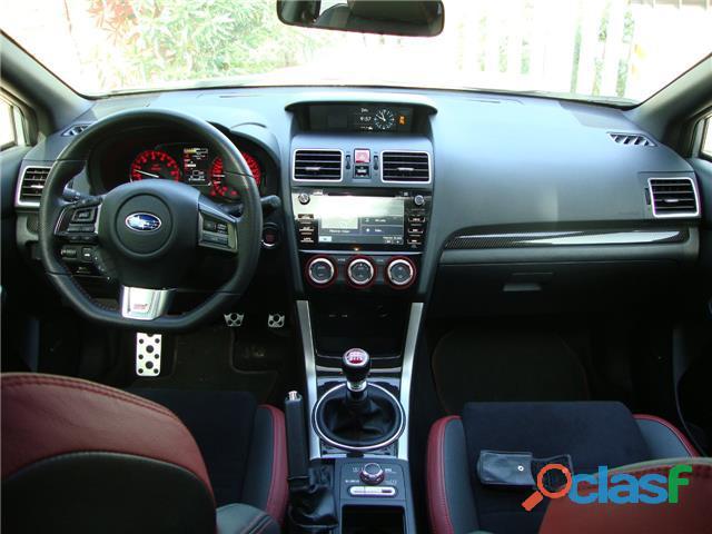 Subaru WRX STI 2.5 Rally Edition 6
