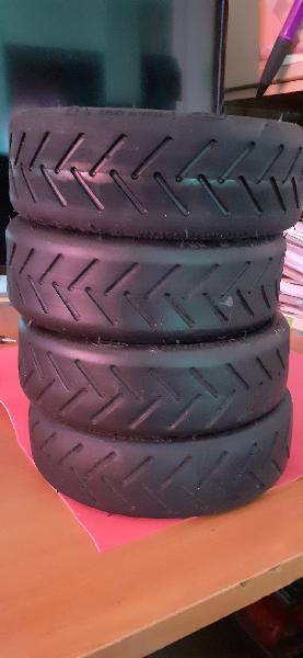 4 neumáticos xiaomi m365 cst originales