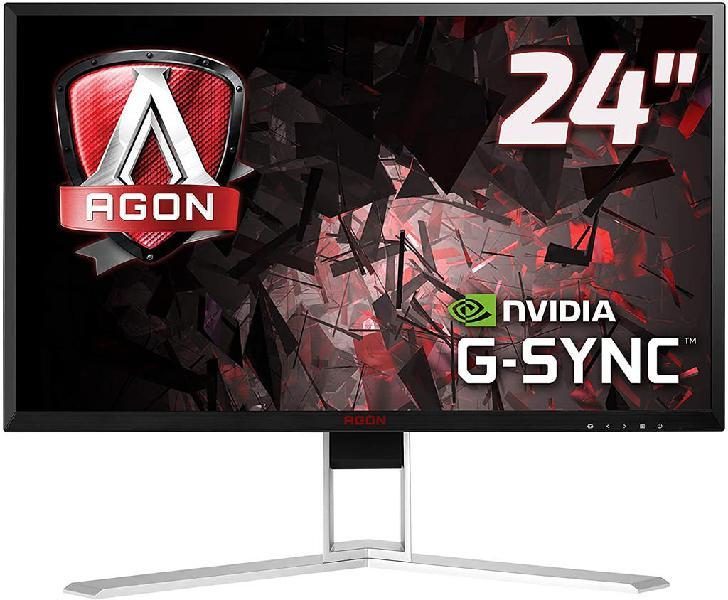 "Aoc ag241qg monitor gaming 24"" 2k 165 hz gsync"