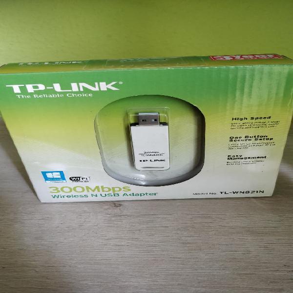 Adaptador usb wifi tp-link
