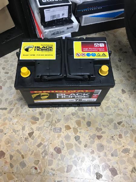 Bateria coche 75ah