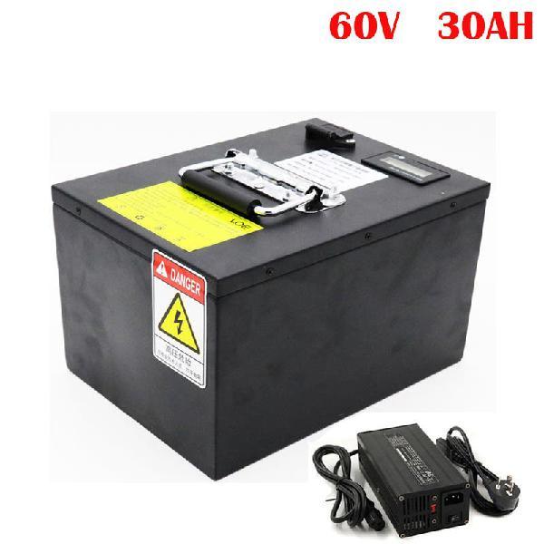 Bateria de litio recargabl moto electr. &0v 30a.h