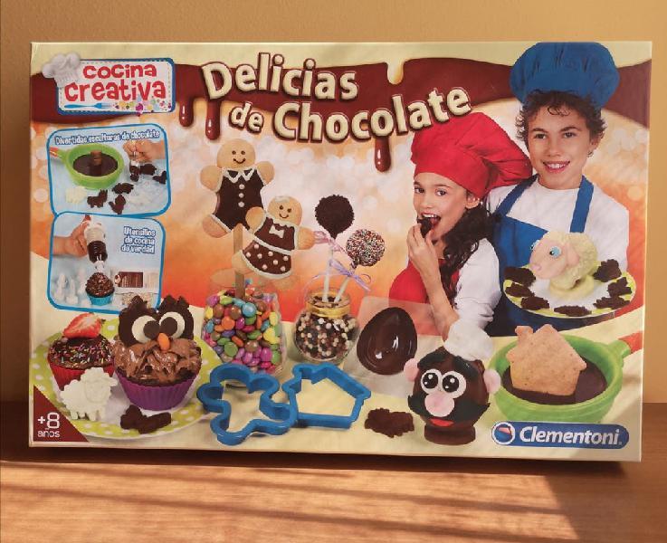 """Delicias de chocolate"""""""