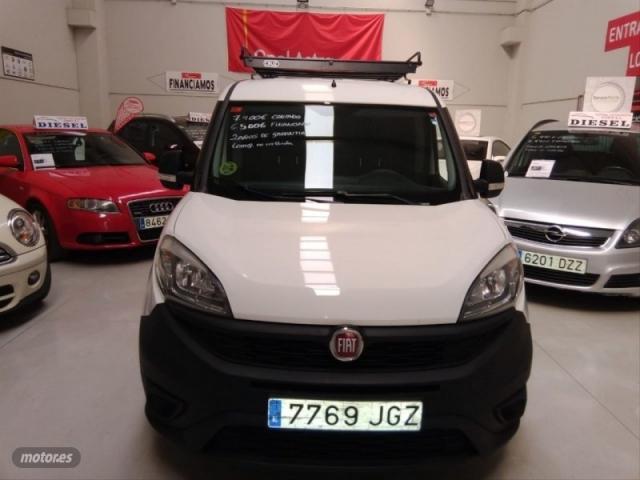 Fiat doblo cargo cargo base 1.3 multijet 75cv e5 de 2015 con