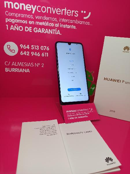 Huawei p smart 2019 3ram 64gb color aurora blue