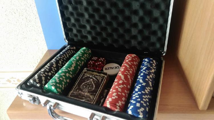 Maletín de póker