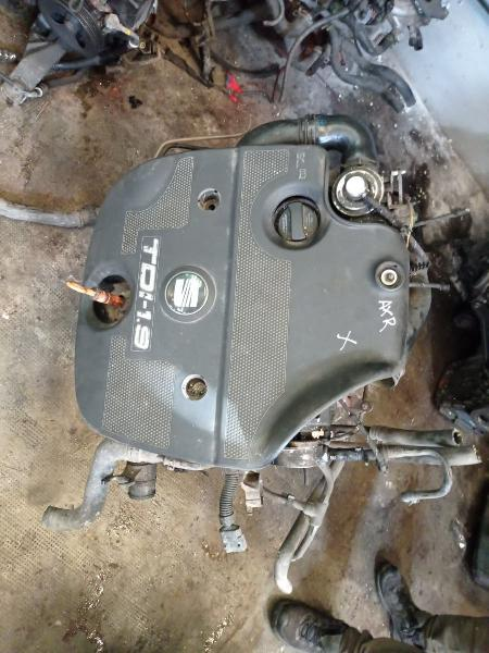 Motor seat ibiza 1.9 tdi 101 cv año 2002