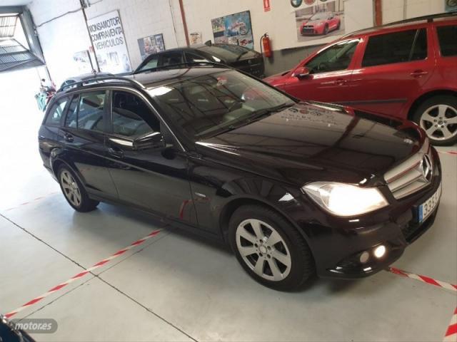Mercedes clase c c 200 cdi blue efficiency estate de 2011