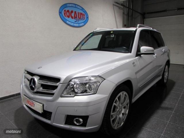 Mercedes glk glk 220 cdi 4m blue efficiency de 2012 con
