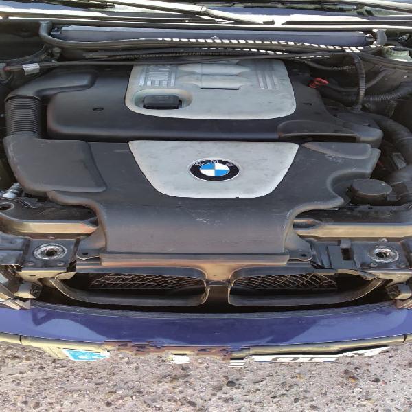 Motor bmw e46 320d 150cv 204d4
