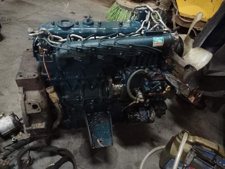 Motor kubota f2803 e