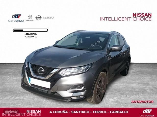 Nissan qashqai dci 81 kw 110 cv nconnecta de 2018 con 24.582