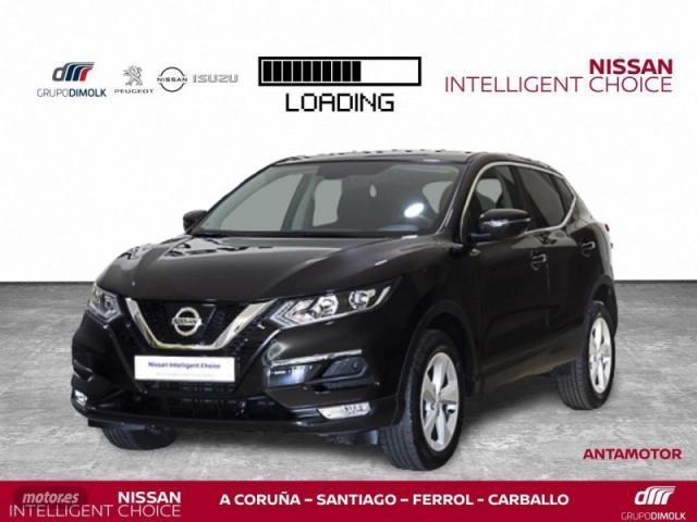 Nissan qashqai dci 85 kw 115 cv e6d acenta de 2020 con 10 km