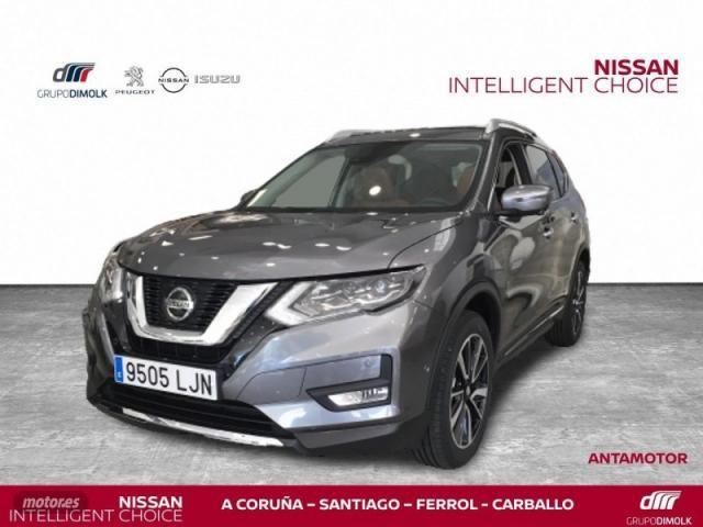 Nissan x trail 5p dci 110 kw 150 cv e6d tekna de 2020 con 12