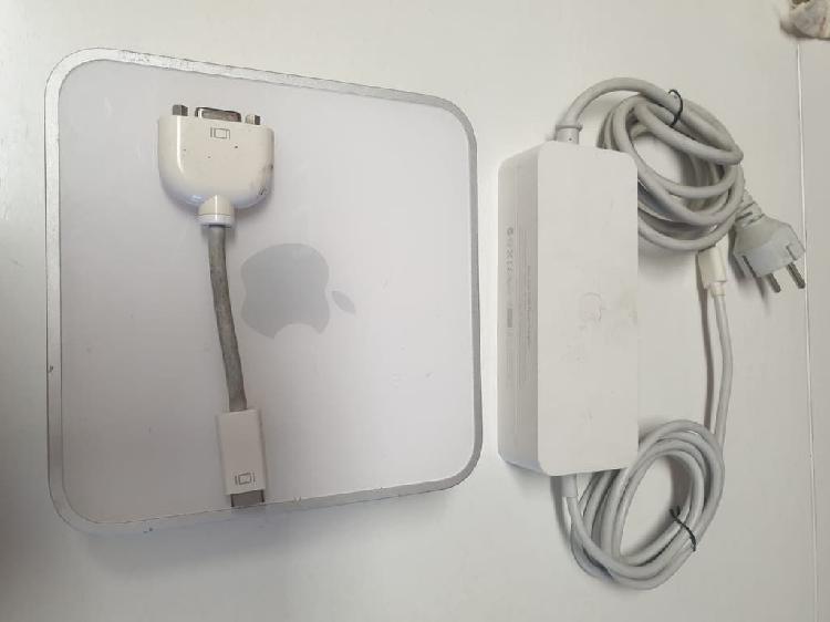 Ordenador mac mini. dual: mac 10.7.5 y windows 7
