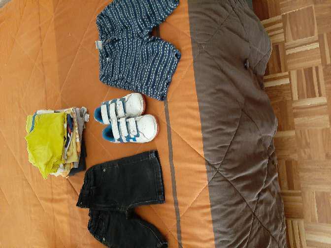 Regalo ropa de niño