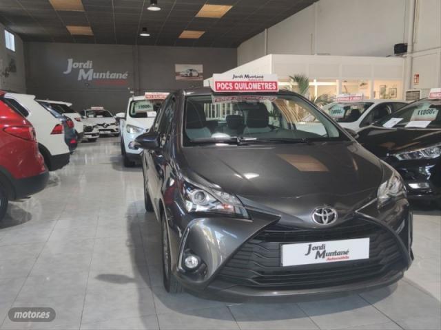 Toyota yaris 1.5 110 active de 2018 con 21.445 km por 12.500