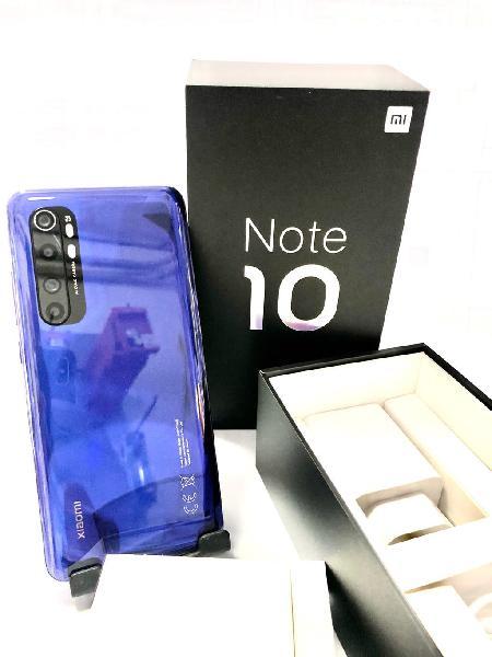 Xiaomi note 10 lite