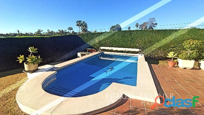 Chalet con piscina   MARBELLA 7