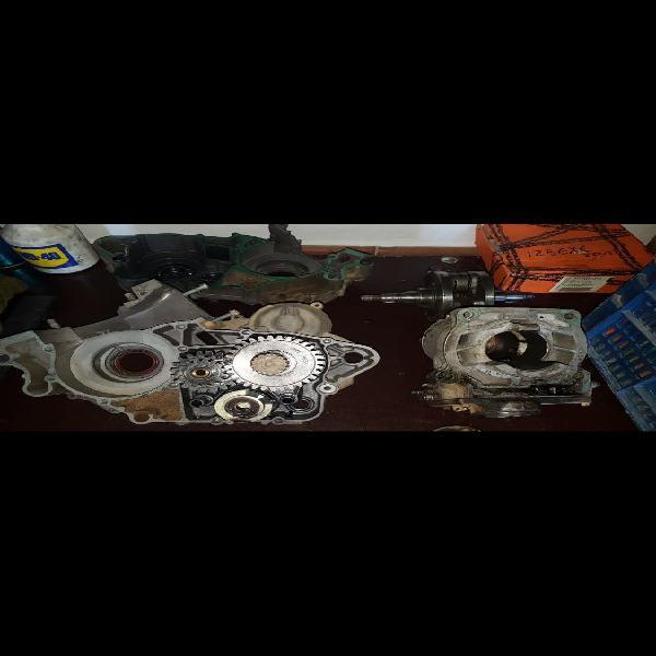 Motor ktm 125 exc