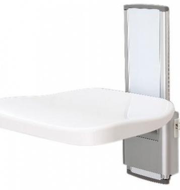 Asiento abatible seguridad baño