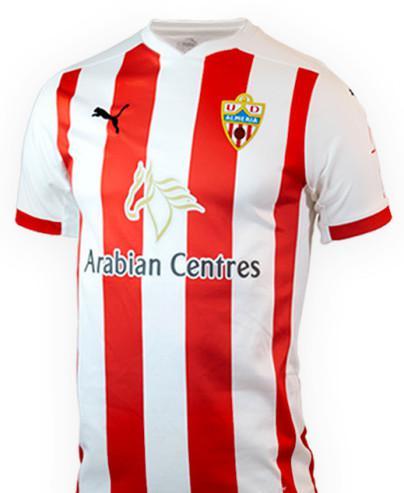 Almeria 2021 thai camiseta de futbol mas baratos super