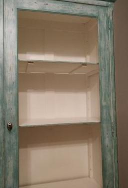 Antiguo armario restaurado decapé