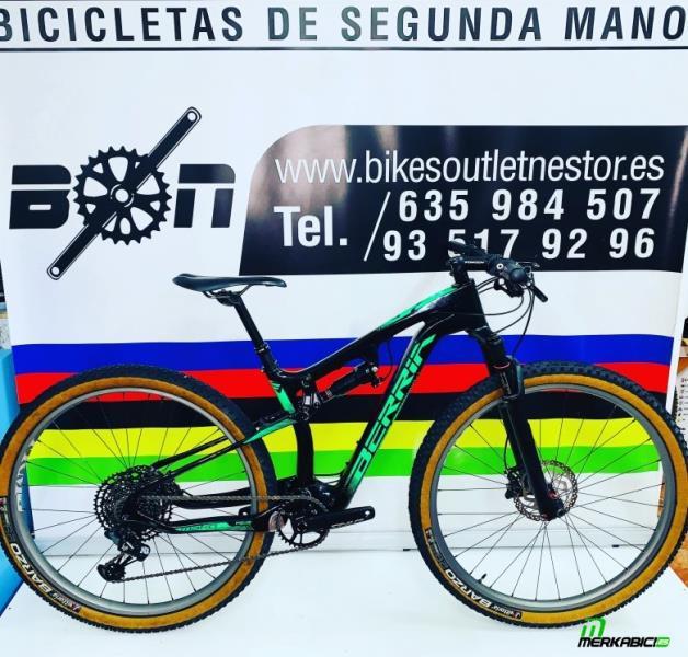 Bicicleta Berria Mako Carb243N 29