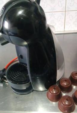 Cafetera dolce gusto cápsulas